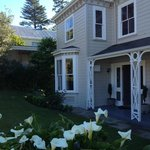 Banks House Akaroa