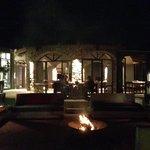 nice warm fire