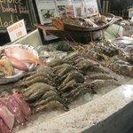 Skulle det smaka? Många restauranger i Chaweng city.