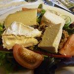 assiette de fromages à 15 euros !!!