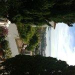 La Fonda view