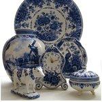 Delft Pottery De Delftse Pauw
