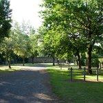 Emplacement camping les Ecureuils à la Bernerie