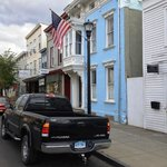 Downtown Hudson, Historical Buildings