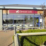 Carousel Cafe Front