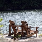 Set of Muskoka Chairs