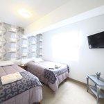 habitacion con baño incorporado