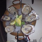 Awesome oysters at Lord Prawn