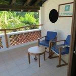 terrasse chambre 131