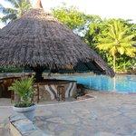 piscine ouverte de 8 h à 18 heures