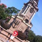Monumento no Largo São Sebastião