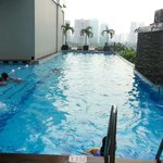 The Pool on the 10th floor