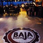 Baja Brew at night