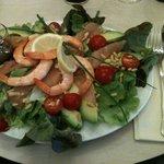 salade du pécheur