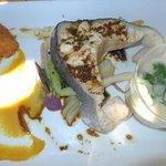 Shark, lunch menu