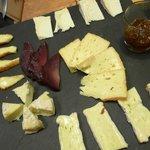 Plancha cheese