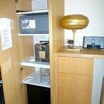 amenities in room
