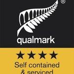 Qualmark 4 Star Rated