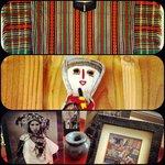 Collage de Bambu Lodge