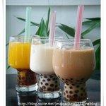 珍珠奶茶  Bubble Milk Tea