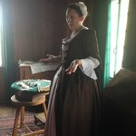 hear what it was like to live as a lady in historic Louisbourg