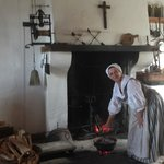 see  what it was like to cook in historic Louisbourg
