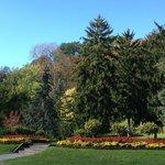 Queen Victoria Park at Niagara Falls