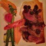 Roast Breast of Barbarie Duck, Stories Restaurant, Halifax, Nova Scotia