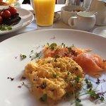 Top class breakfast