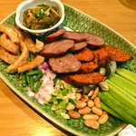 isaan & chiangmai sausages