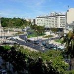 Hotel Turim Av. Liberdade - vista do apartamento