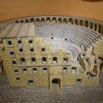 Model of Aspendos - Antalya Museum