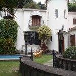 Outside of Casa Beleza