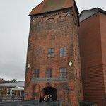 Wasserturm mit Märchensuiten