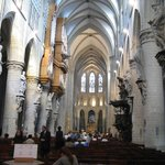 Interior catedral San Miguel
