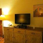 Room #2 - TV/Dresser - we never used the tv