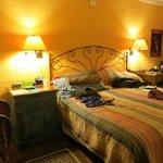 Room #2 - Bed