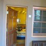 Room #2 - front door