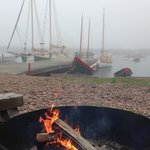 Sailing school and the wooden boat weekend