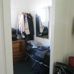 Room #8 - walk-in closet