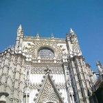 Catedral de Sevilha - linda!
