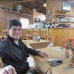 Ricardo, adoramos o restaurante, a comida, o Pisco Sower...