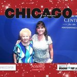 Mom and I at Broward Center