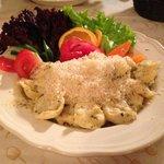 Scrumptious beef tortellini