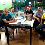 Dinner with batch mates