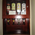 our mini bar