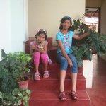 At homestay