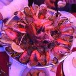 Assiette de la mer pour 4