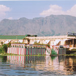 THE Mughal Palace Houseboat