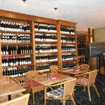 ... and here is the wine connoisseur's paradise waiting for you
